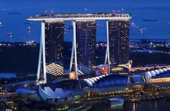 beste hotell i singapore