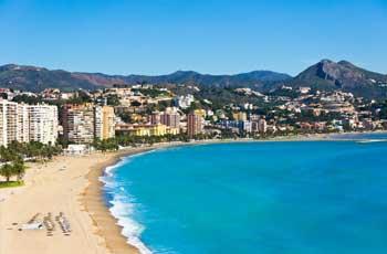 topp 10 hotell malaga