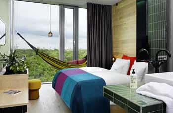 stilig hotell i berlin