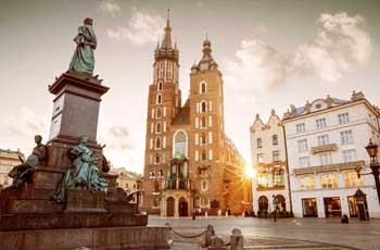 anbefalte hotell i krakow