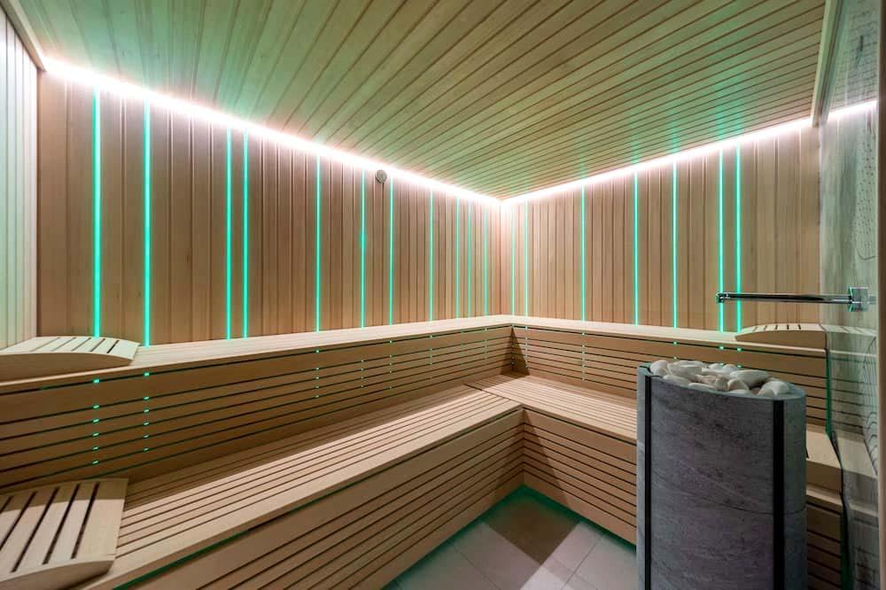 badstuområdet Radisson spa gdansk