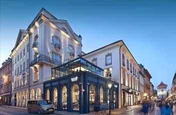 beste hotell krakow
