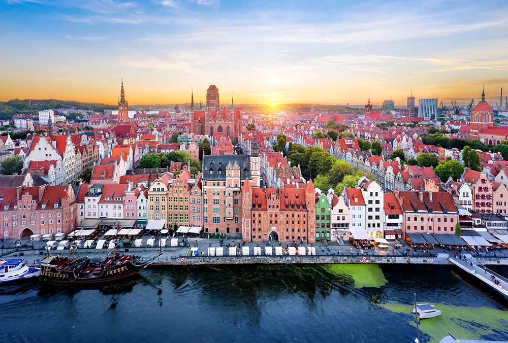 spahotell i Gdansk