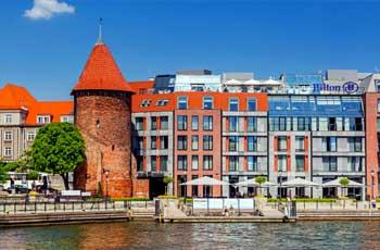 topp 10 hotell gdansk
